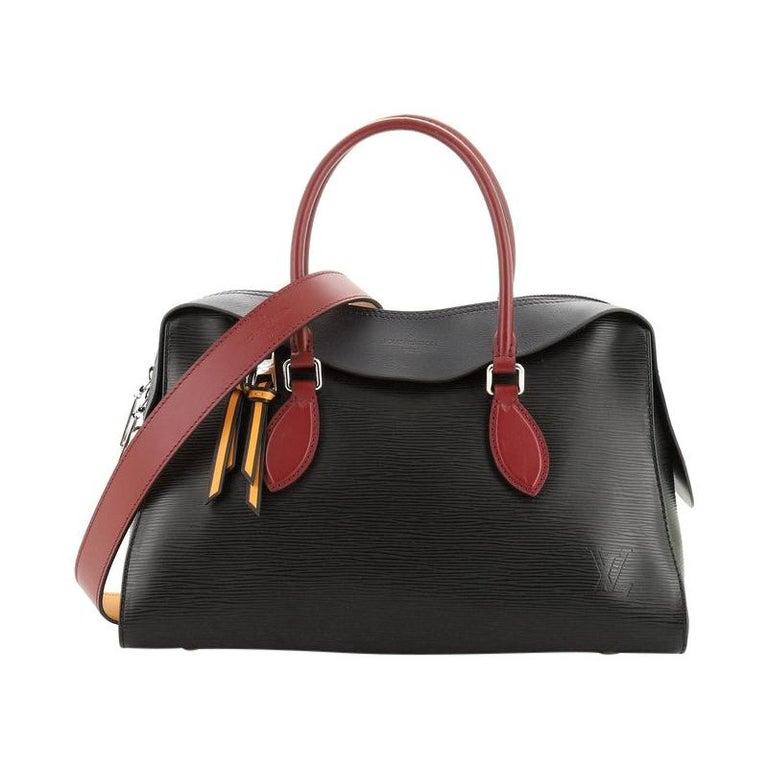 Louis Vuitton Tuileries Handbag Epi Leather For Sale