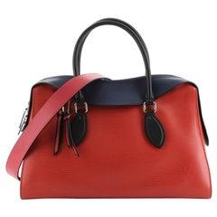 Louis Vuitton Tuileries Handbag Epi Leather