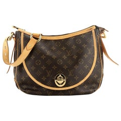 Louis Vuitton  Tulum Handbag Monogram Canvas GM