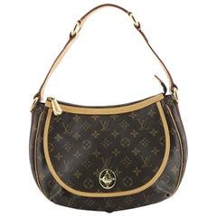 Louis Vuitton Tulum Handbag Monogram Canvas PM