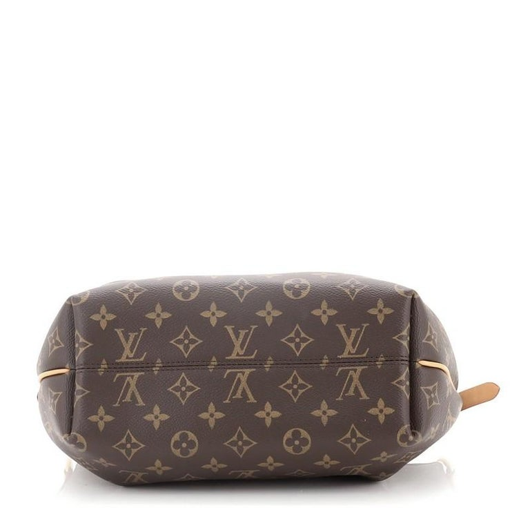 Louis Vuitton Turenne Handbag Monogram Canvas PM In Good Condition In New York, NY