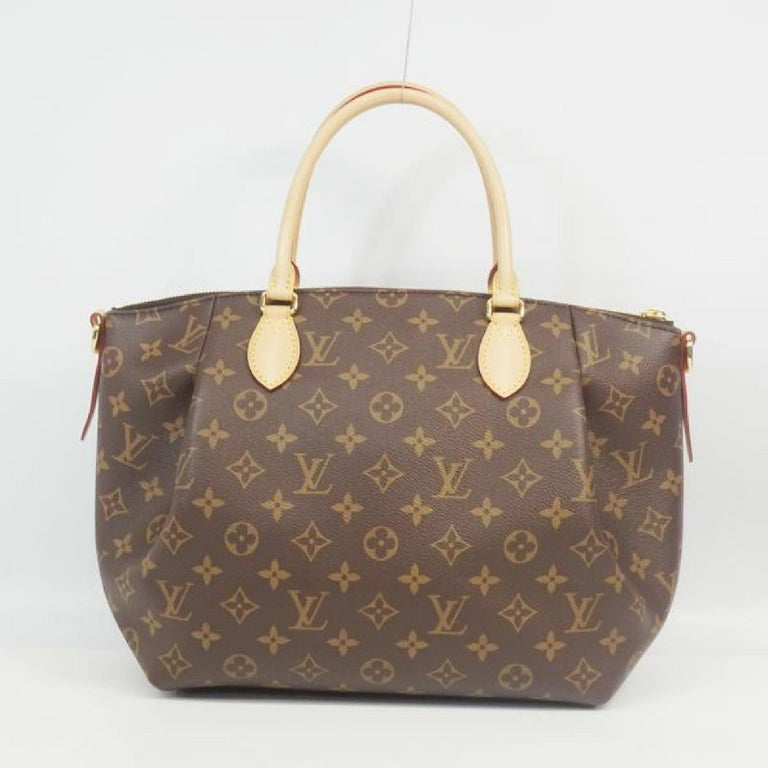 Black LOUIS VUITTON Turenne MM Womens handbag M48814 For Sale
