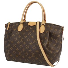 LOUIS VUITTON Turenne MM Womens handbag M48814