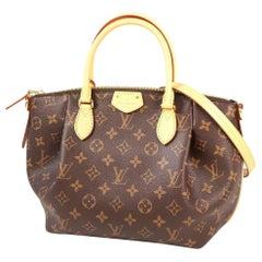LOUIS VUITTON Turenne PM Womens handbag M48813 brown