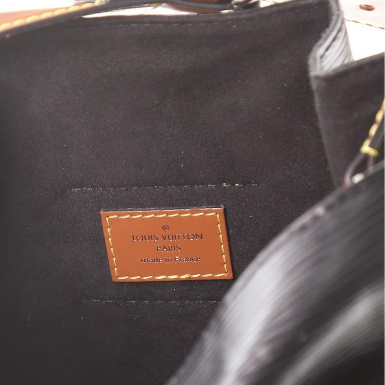 Louis Vuitton Twist Bucket Bag Epi Leather For Sale 3