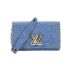 Louis Vuitton Twist Chain Wallet Epi Leather