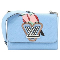 Louis Vuitton Twist Handbag Bird Motif Epi Leather MM
