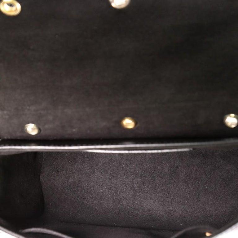 Louis Vuitton Twist Handbag Limited Edition Mechanical Flowers Epi Leather MM For Sale 1
