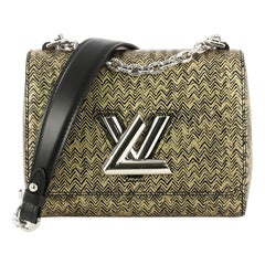 Louis Vuitton Twist Handbag Limited Edition Printed Epi Leather PM