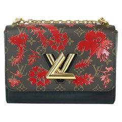 Louis Vuitton, Twist in brown leather