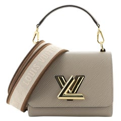 Louis Vuitton Twist NM Handbag Epi Leather PM