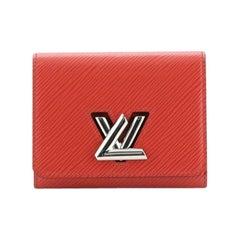 Louis Vuitton Twist Wallet Epi Leather Compact