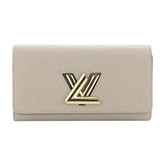 Louis Vuitton Twist Wallet Epi Leather