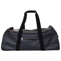 Louis Vuitton Unisex Damier Graphite Canvas Neo Eole 65 Rolling Luggage