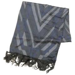 LOUIS VUITTON unisex stall M75771 black x gray x Navy