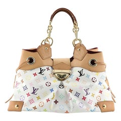 Louis Vuitton Ursula Handbag Monogram Multicolor