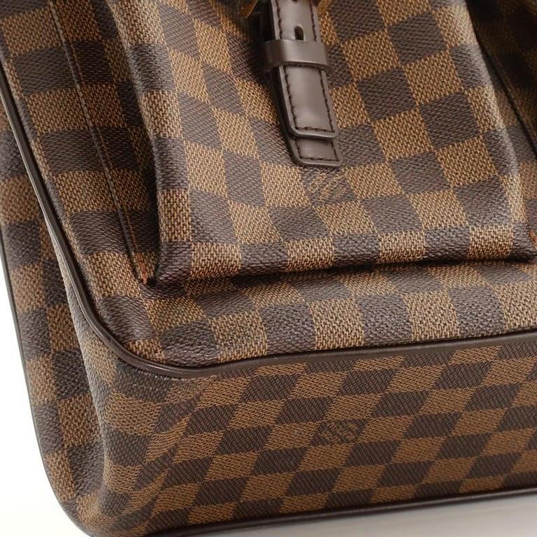 Louis Vuitton Uzes Handbag Damier For Sale 2