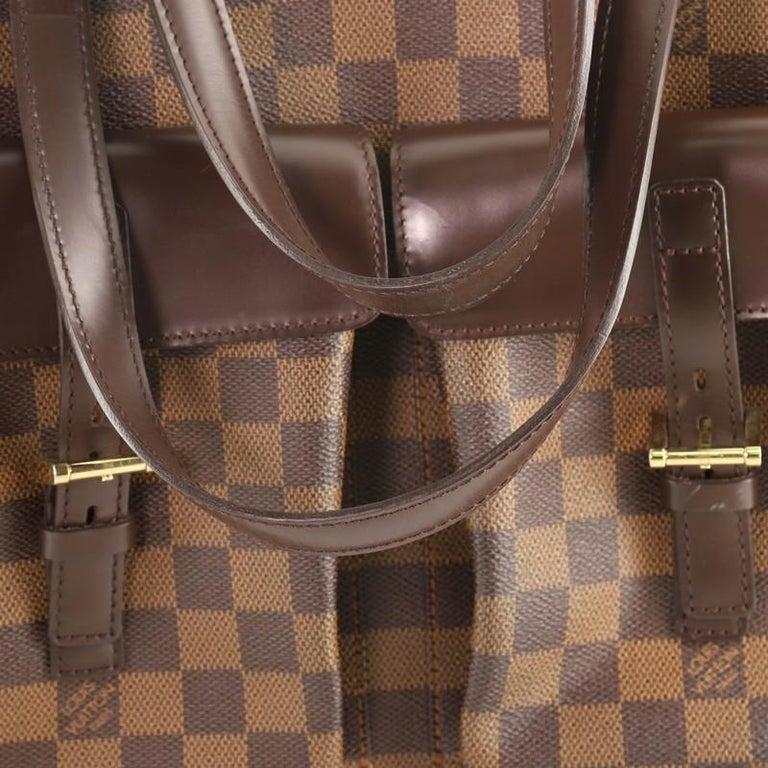 Louis Vuitton Uzes Handbag Damier For Sale 3
