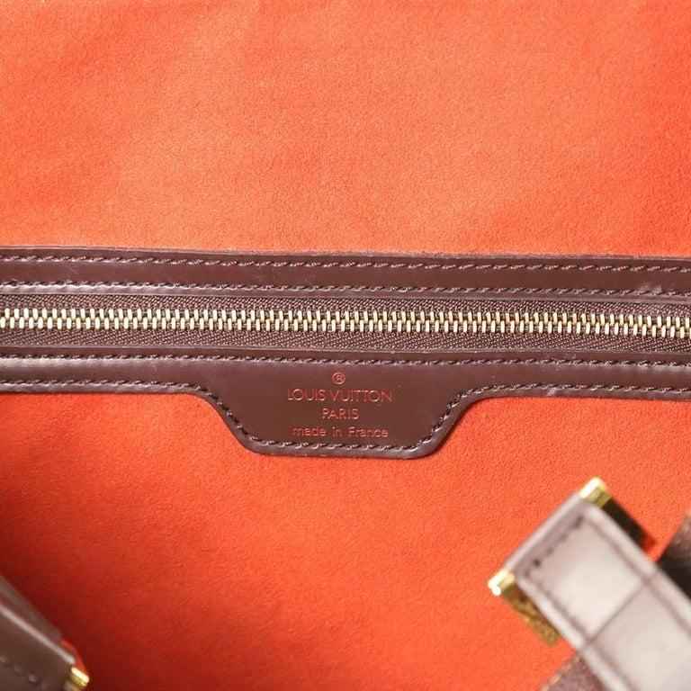 Louis Vuitton Uzes Handbag Damier For Sale 4