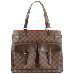 Louis Vuitton Uzes Handbag Damier