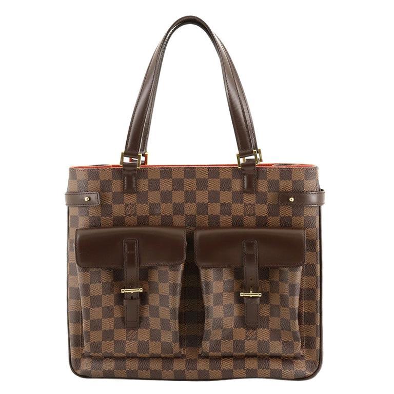 Louis Vuitton Uzes Handbag Damier For Sale