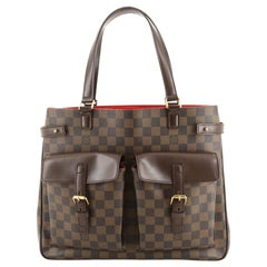 Louis Vuitton Uzes Handbag Damier