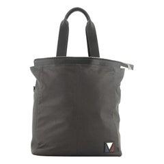 Louis Vuitton V Line Move Messenger Bag Leather Large