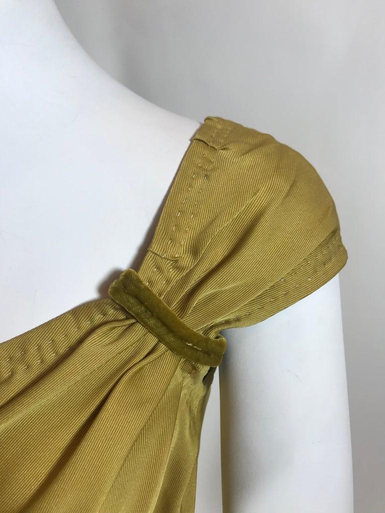 Louis Vuitton V-Neck Sleeveless Top For Sale 1