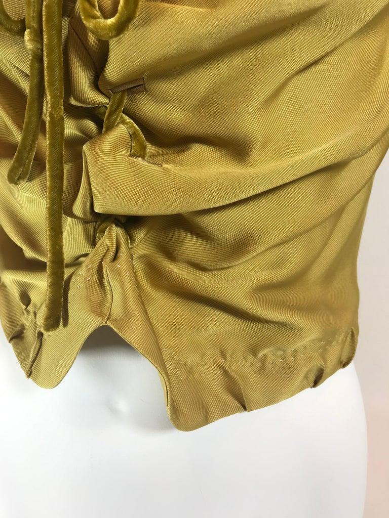 Louis Vuitton V-Neck Sleeveless Top For Sale 2