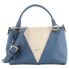Louis Vuitton V Tote Monogram Empreinte Leather BB