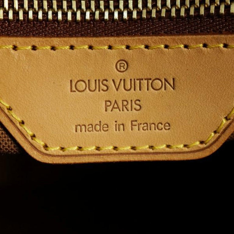 LOUIS VUITTON Vavin GM Womens tote bag M51170 For Sale 5