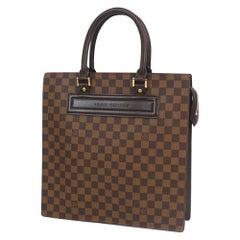 LOUIS VUITTON Venice GM Womens tote bag N51146 Damier ebene