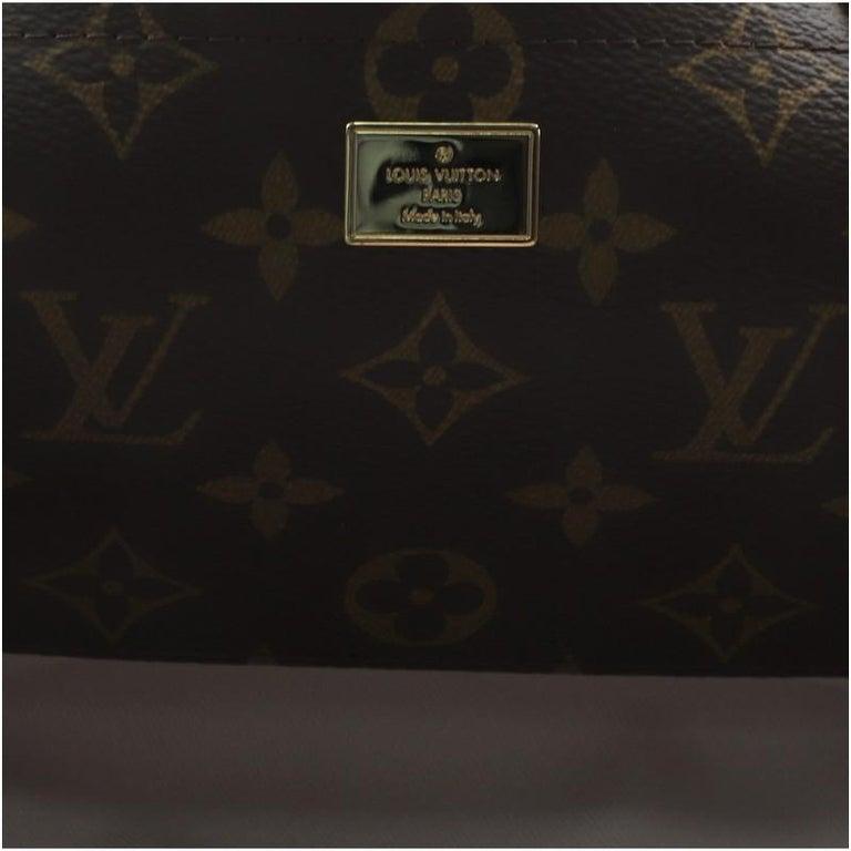 Louis Vuitton Venice Handbag Vernis with Monogram Canvas 1