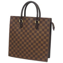 LOUIS VUITTON Venice PM Womens tote bag N51145 Damier ebene