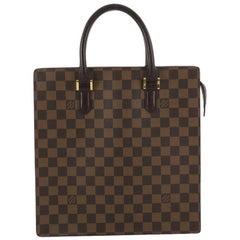 Louis Vuitton Venice Sac Plat Handbag Damier PM