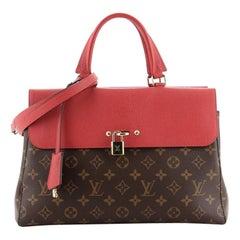 Louis Vuitton Venus Handbag Monogram Canvas and Leather