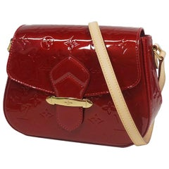 LOUIS VUITTON Verni Bellflower GM Womens shoulder bag M91705 Po MMe Damour