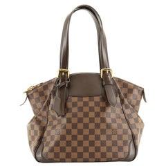 Louis Vuitton Verona Handbag Damier MM