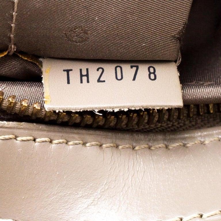 Louis Vuitton Verone Suhali Leather Le Radieux Bag For Sale 6