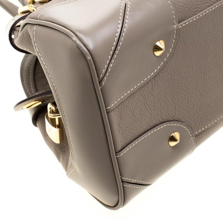Women's Louis Vuitton Verone Suhali Leather Le Radieux Bag For Sale