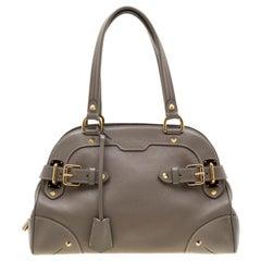 Louis Vuitton Verone Suhali Leather Le Radieux Bag