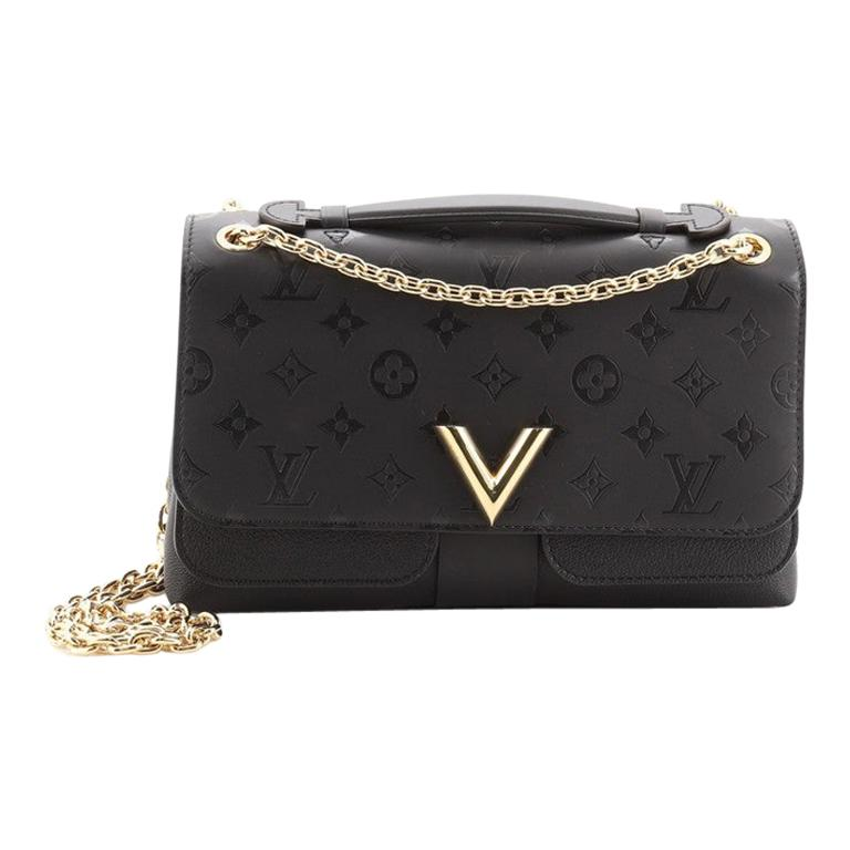 Louis Vuitton Very Chain Bag Monogram Leather For Sale