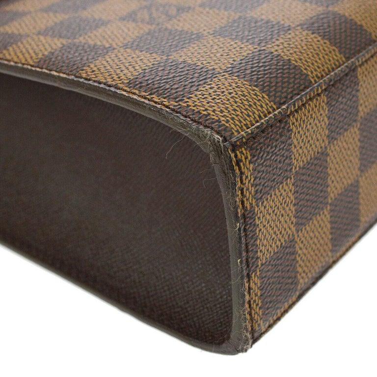 Women's Louis Vuitton Vintage Kelly Style Gold Evening Top Handle Satchel Bag For Sale