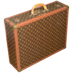 Louis Vuitton Vintage Monogram 60cm Hardcase Suitcase Trunk