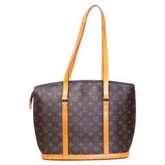 Louis Vuitton Vintage Monogram Babylone Tote Bag (circa 1995)