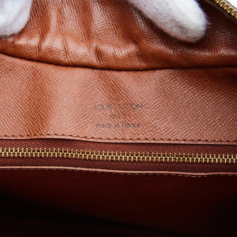 Women's Louis Vuitton Vintage Monogram Boulogne Shoulder Bag (1998) For Sale