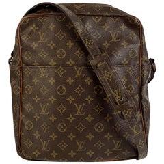 Louis Vuitton Vintage Monogram Canvas Marceau GM Messenger Bag