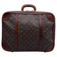 Louis Vuitton Vintage Monogram Canvas Medium Travel Bag Luggage