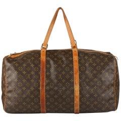 Louis Vuitton Vintage Reisetasche aus Canvas mit Monogramm Sac Souple 55