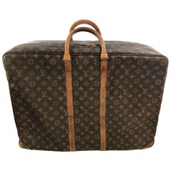 Louis Vuitton Vintage Monogram Sirius Suitcase 60cm. Luggage